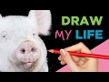 Draw My Life 🐷 A Pig's Life