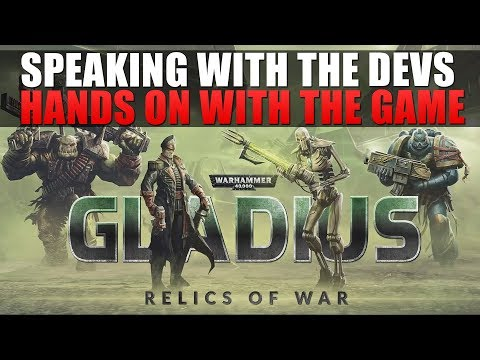 Gladius - Hands on with the game + talking to the devs