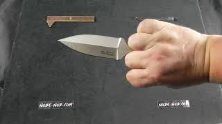 CS36ME Cold Steel Drop Forge Push Knife