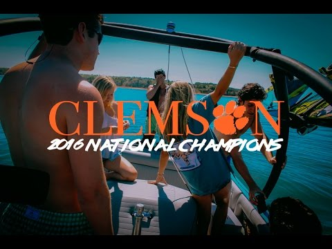 Clemson University Spring 2017 (National Champs)