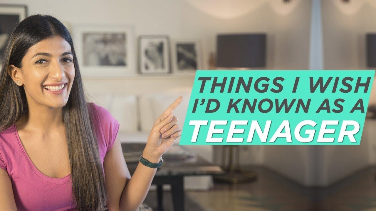Teenage Relationship Advice   Leeza Mangaldas - YouTube