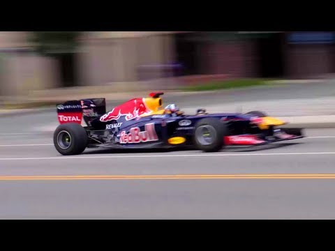 F1 Making Of: Red Bull RB7 Flat Out in New Jersey - /SHAKEDOWN