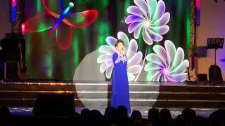 Nhạn Trắng Gò Công Phương Dung tái diễn tại sk Trống Đồng mừng lễ 30/4/2019