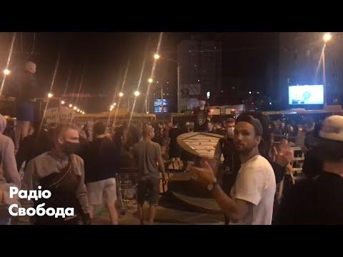 Радіо Свобода Україна: У Мінську продовжують зводити барикади