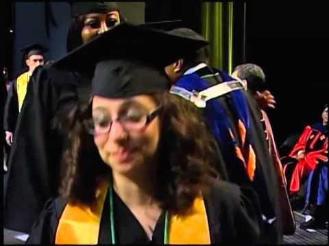 2014 Spring Undergraduate Commencement Ceremony