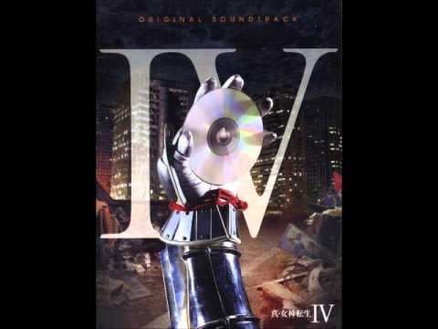 Shin Megami Tensei IV OST - Aboveground Urban Area B -