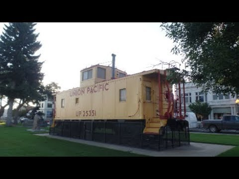 Union Pacific Caboose UP 25351