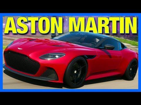 Forza Horizon 4 : NEW SUPERLEGGERA!! (FH4 Aston Martin Customization)