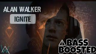 K-391 & Alan Walker - Ignite BASS BOOSTED(feat. Julie Bergan & Seungri)