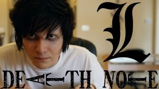 Death Note - L is a good man