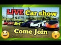 (🔴Live)👉GTA5 Car show/Car meet up come join and show often your car/PS4 👈