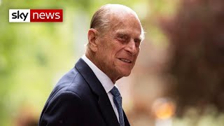 Prince Philip: Guest list for funeral released