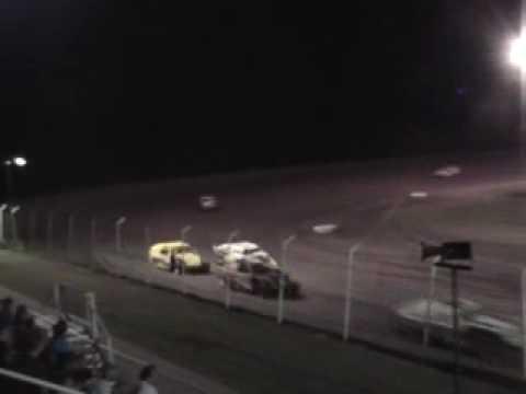 RJ Stroman - Paris Motor Speedway