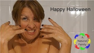 A Naturist Family # 9 Happy Halloween