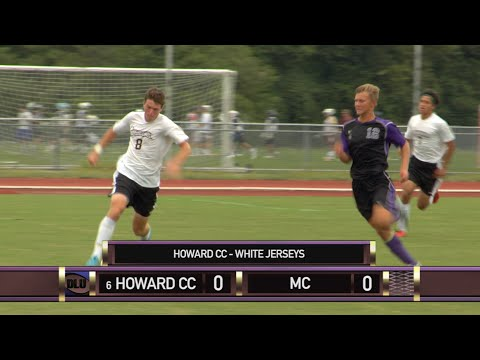 NJCAA Soccer - #6 Howard CC vs Montgomery College (2015)