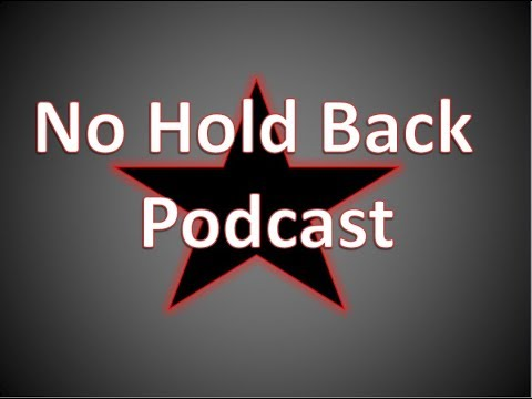 No Hold Back Podcast #2 Fast Food Tier List