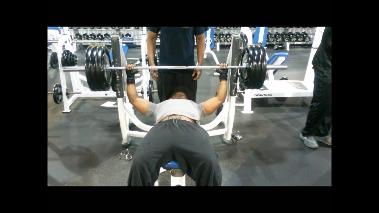 Good Guillotine Bench Press Part - 10: The Guillotine 315 Lbs Bench Press Workout