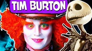 TIM BURTON (O ESTRANHO MUNDO DE JACK) - TUDO SOBRE