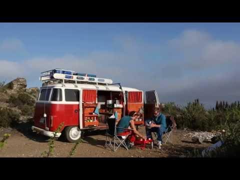 L'Amérique du Sud en Combi, la découverte du Chili