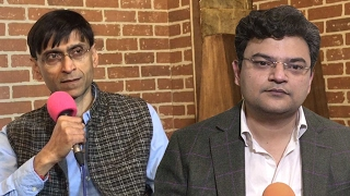 NL Interviews: Makarand Paranjape On JNU students Blocking path to his office