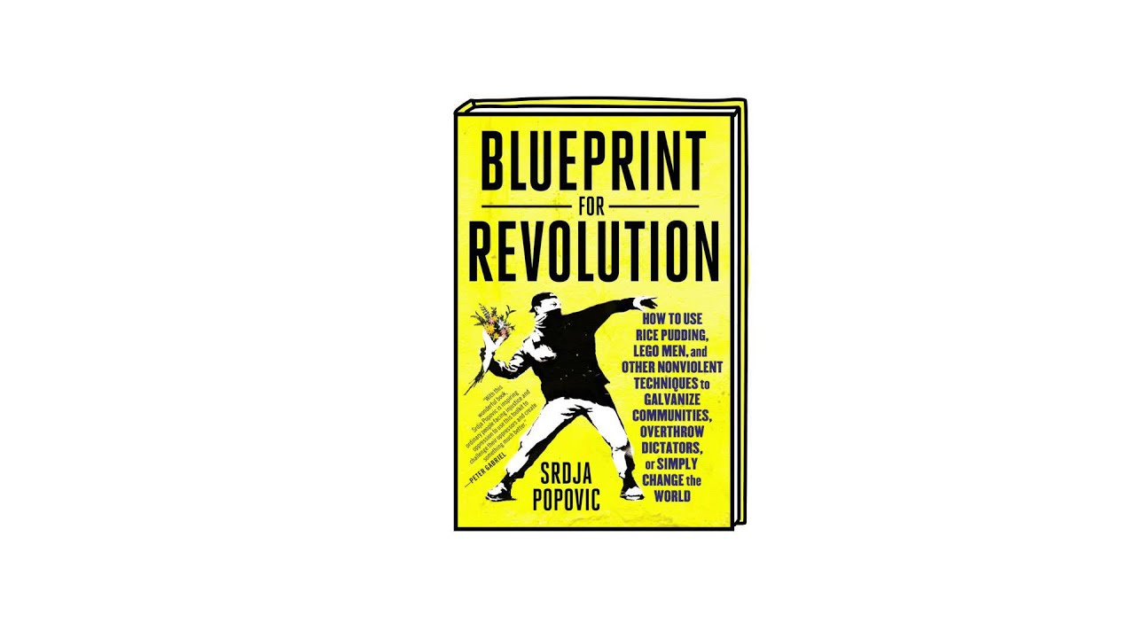 Blueprint for revolution youtube blueprint for revolution malvernweather Image collections