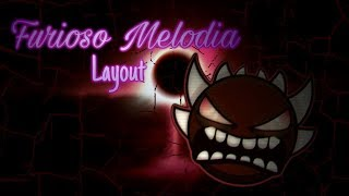 FURIOSO MELODIA EPIC 2 PLAYER LAYOUT BY GDLG TEAM GEOMETRY DASH
