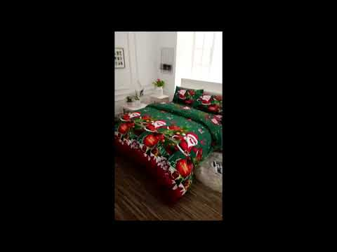 Christmas Bed in a Bag Sets