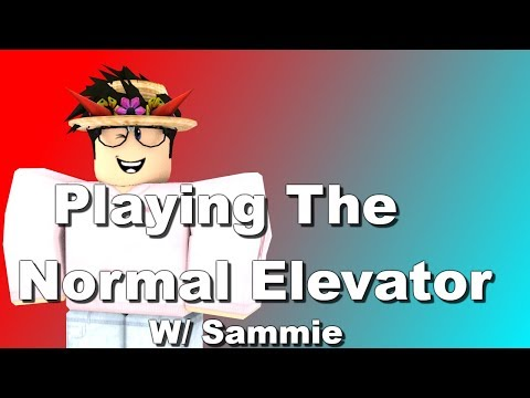 Playing The Normal Elevator w/ Sammie - Pnjlife