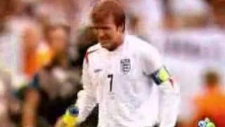 Beckham kotzt!