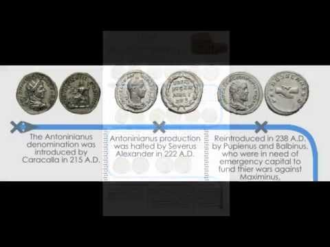 Roman Coins: A history of the Antoninianus