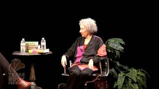 Margaret Atwood at the 2009 Texas Book Festival - Austin, TX