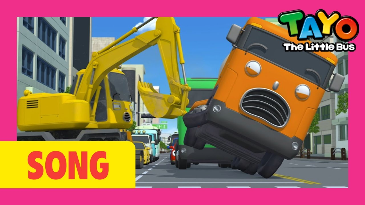 The Strong Heavy Vehicles L Tayo S Sing Along Show 1 L Tayo The