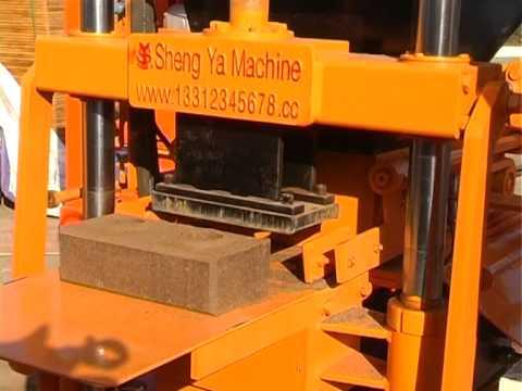 SY1-10 Automatic Lego Brick Making Machine Germany ...