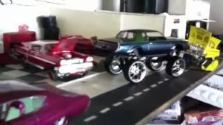 Model car shop