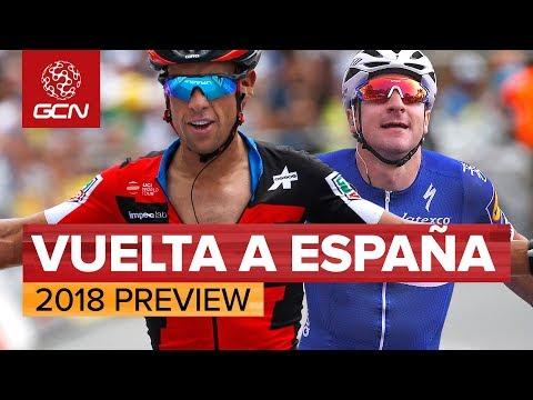 GCN's 2018 Vuelta a España Preview Show   Vuelta a España 2018