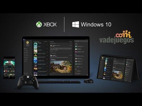 Tutorial de conexión y streaming de Xbox One y Windows 10 // 1080p