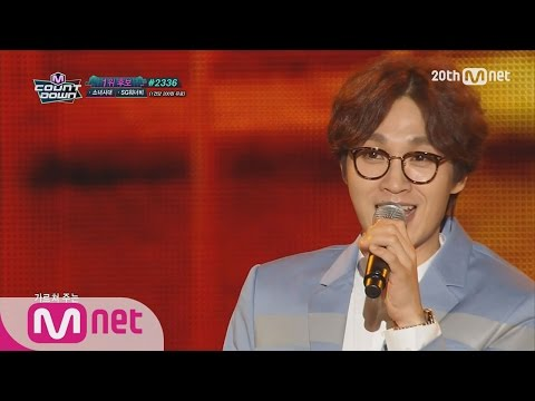 The best vocal Group 'SG Wannabe' 'Love You' [M COUNTDOWN] 150827 EP.440