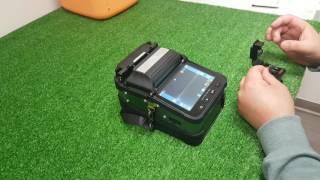 видео Signal Fire AI-7 сварочный аппарат для оптоволокна