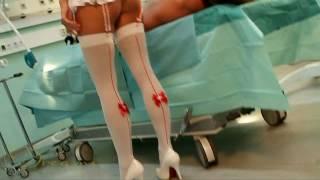 Игровой костюм профессиональной медсестры