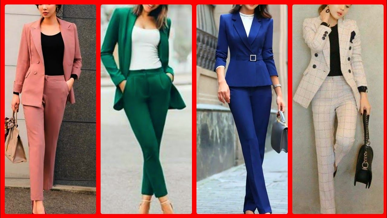 40 Best Business Suits Blazers For Women S In 2020 2021 Part 1 Youtube