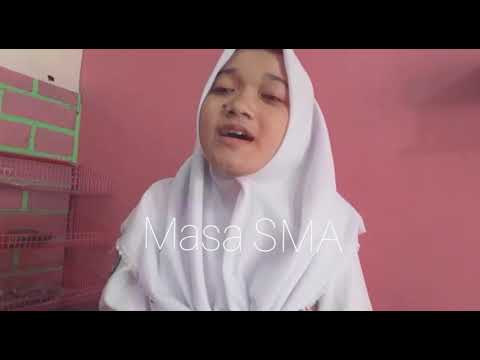 Lagu perpisahan Termanis. Masa SMA - Angel band Cover Destyana