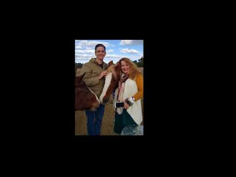"""Univeral Soul Love Interview with """"horse whisperer"""" Anna Cunningham"""