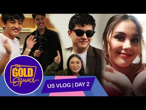 ASAP BAY AREA DAY 2 WITH DANIEL, PAULO, CATRIONA, JULIA AND MORE! | The Gold Squad