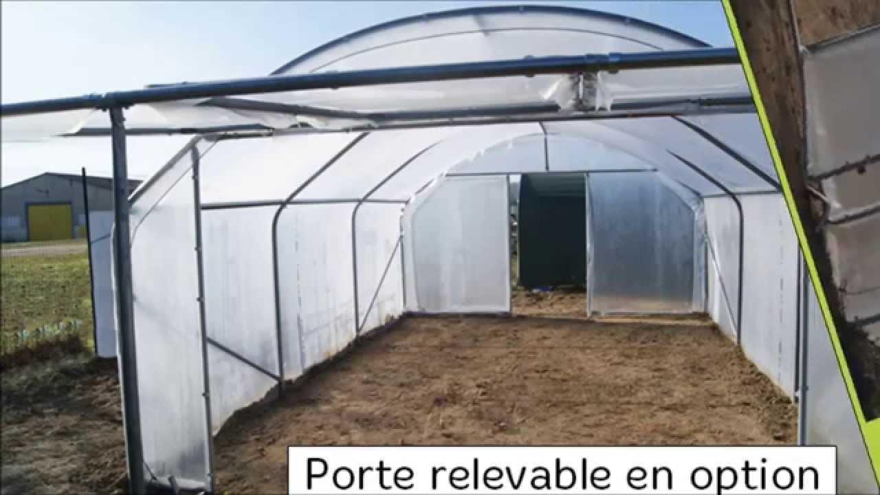 Serre de jardin richelieu youtube - Serre de jardin fabrication artisanale ...