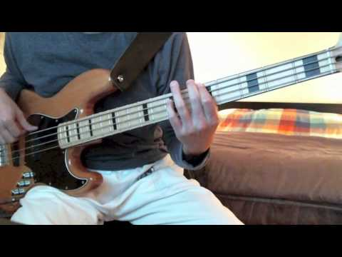 My Life ~ Billy Joel [Bass Cover]