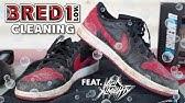 f309653b3684d5 Unboxing Nike Jordan 1 Retro OG Premium Black 905136-010 - YouTube