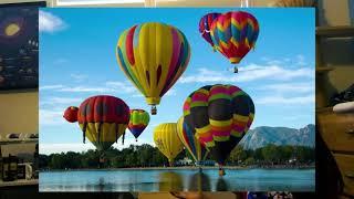 Hot Air Balloon  Marten Clay, Nathan Kim & Dan Rattenne