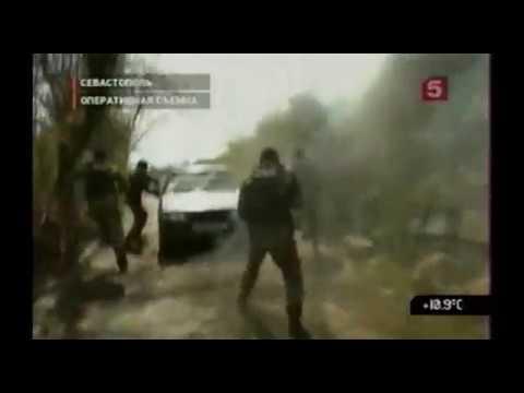 Севастопольские морячки - бандиты и терпилы