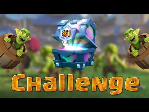 Nehéz a kezdés! | Legendary Challenge 1.Rész | Clash Royale Magyarul