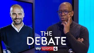 Are Manchester City close to being on Barcelona's level? | Ian Wright & Emma Hayes | The Debate
